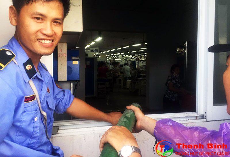 Thợ thông hút bể phốt tại Phú Xuyên thân thiện, nhiệt tình