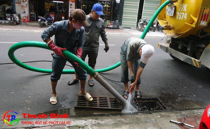 Lưu ý khi lựa chọn dịch vụ hút bể phốt tại Thanh Hóa
