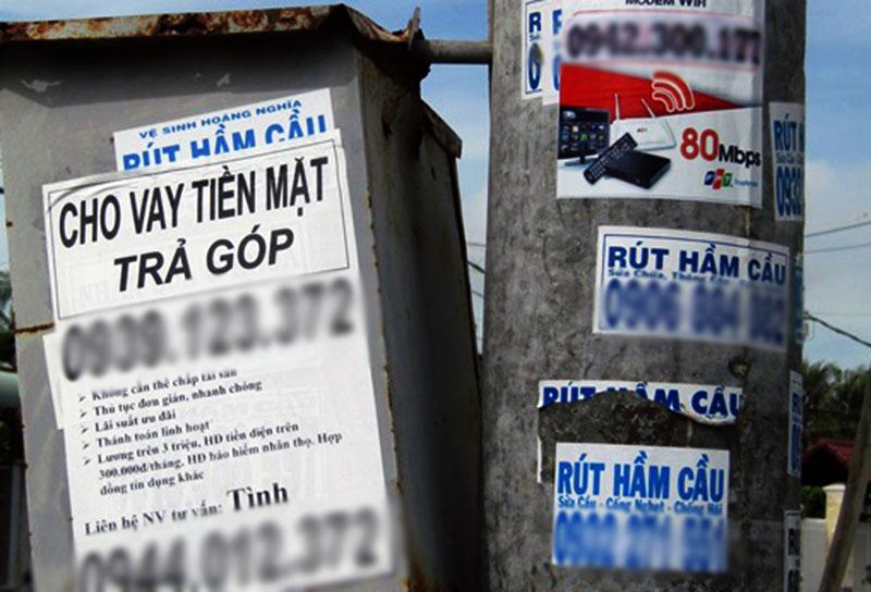 Cảnh báo tình trạng lừa đảo khi sử dụng dịch vụ thông cống nghẹt tại quận Bình Thạnh