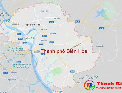 Thông Cống Nghẹt Tại Biên Hòa Giá Rẻ Nhất【Chỉ Từ 129K/M】