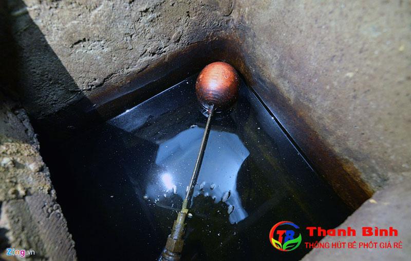 Nguyên nhân gây nhiễm bẩn bể nước ngầm