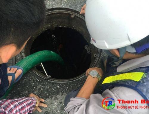 Rút Hầm Cầu Tại TPHCM Giá Rẻ Nhất【Bảo Hành 48 Tháng】