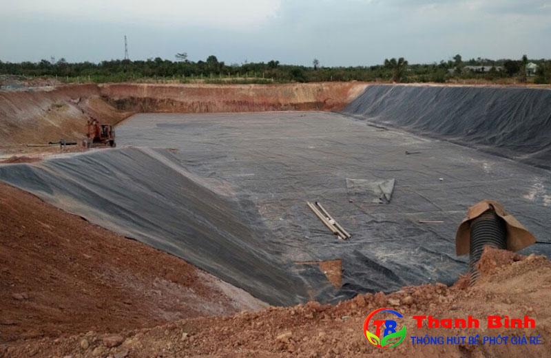 Áp dụng kỹ thuật xử lý chất thải công nghiệp chôn lấp an toàn