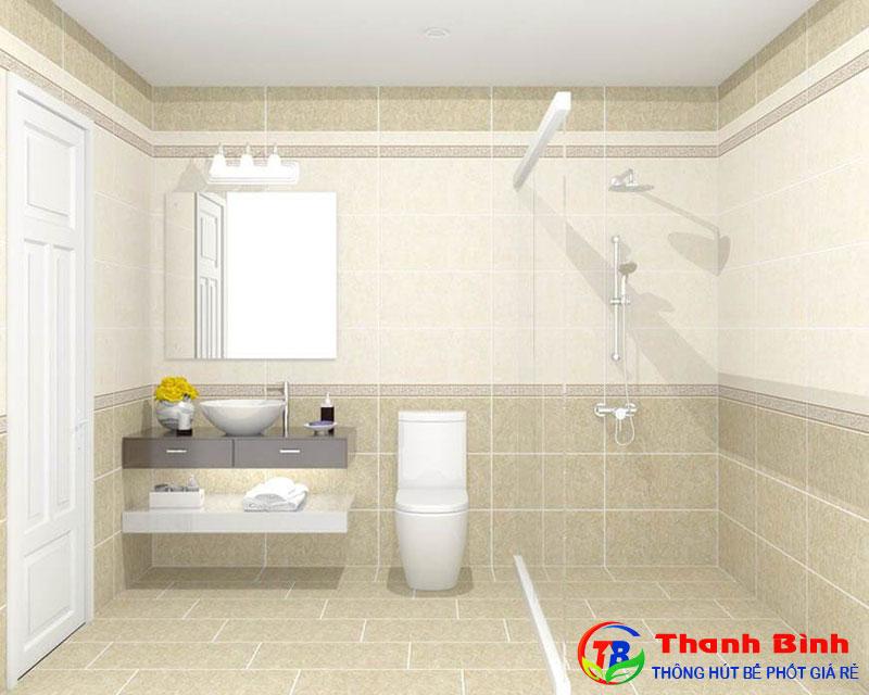 Các mẫu nhà vệ sinh tự hoại giá rẻ đẹp nhất 2020