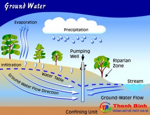 Nước ngầm là gì? Vai trò và ảnh hưởng của mạch nước ngầm