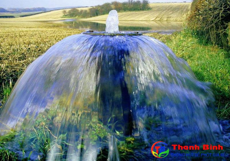 So sánh nước ngầm và nước dưới đất